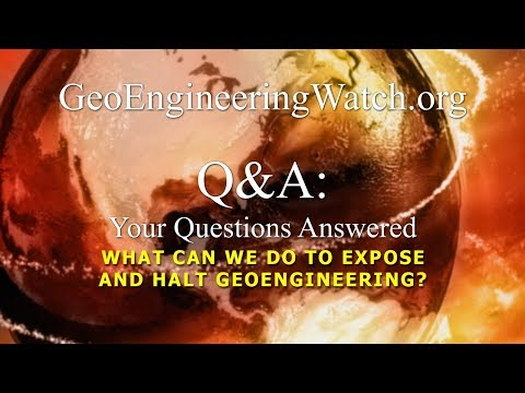 What Can We Do To Expose And Halt Geoengineering?