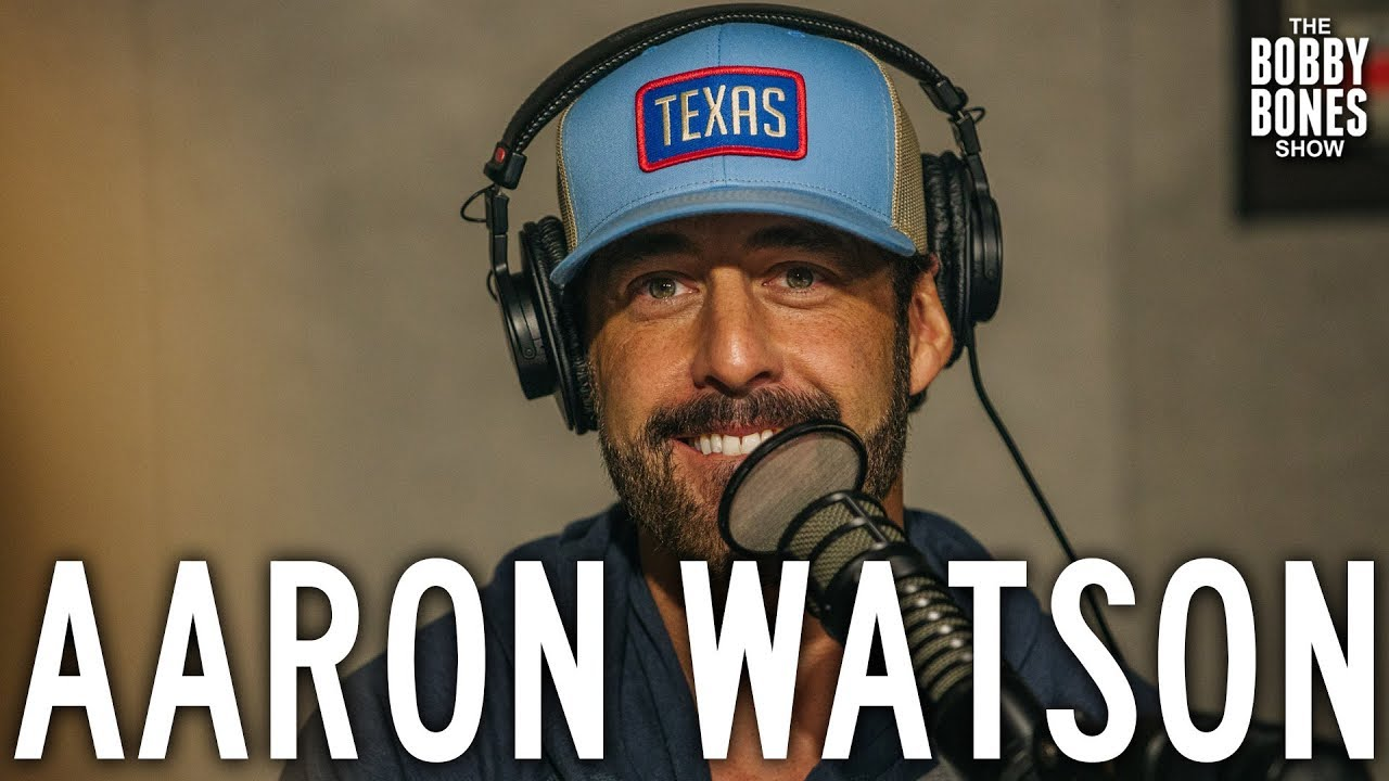 Aaron Watson Says That He's Finally Found Purpose In His Music