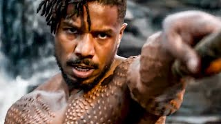 BLACK PANTHER All Trailer + Movie Clips (2018)