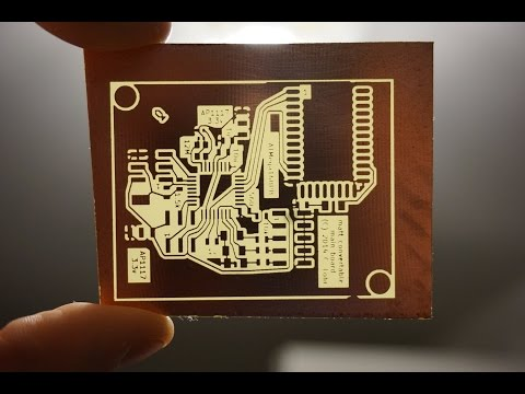 PCBs done quick.