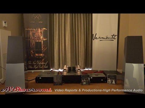 Believe High Fidelity, Aries Cerat audio system, Stillpoints, Vandersteen 5A, THE Show Newport 2016