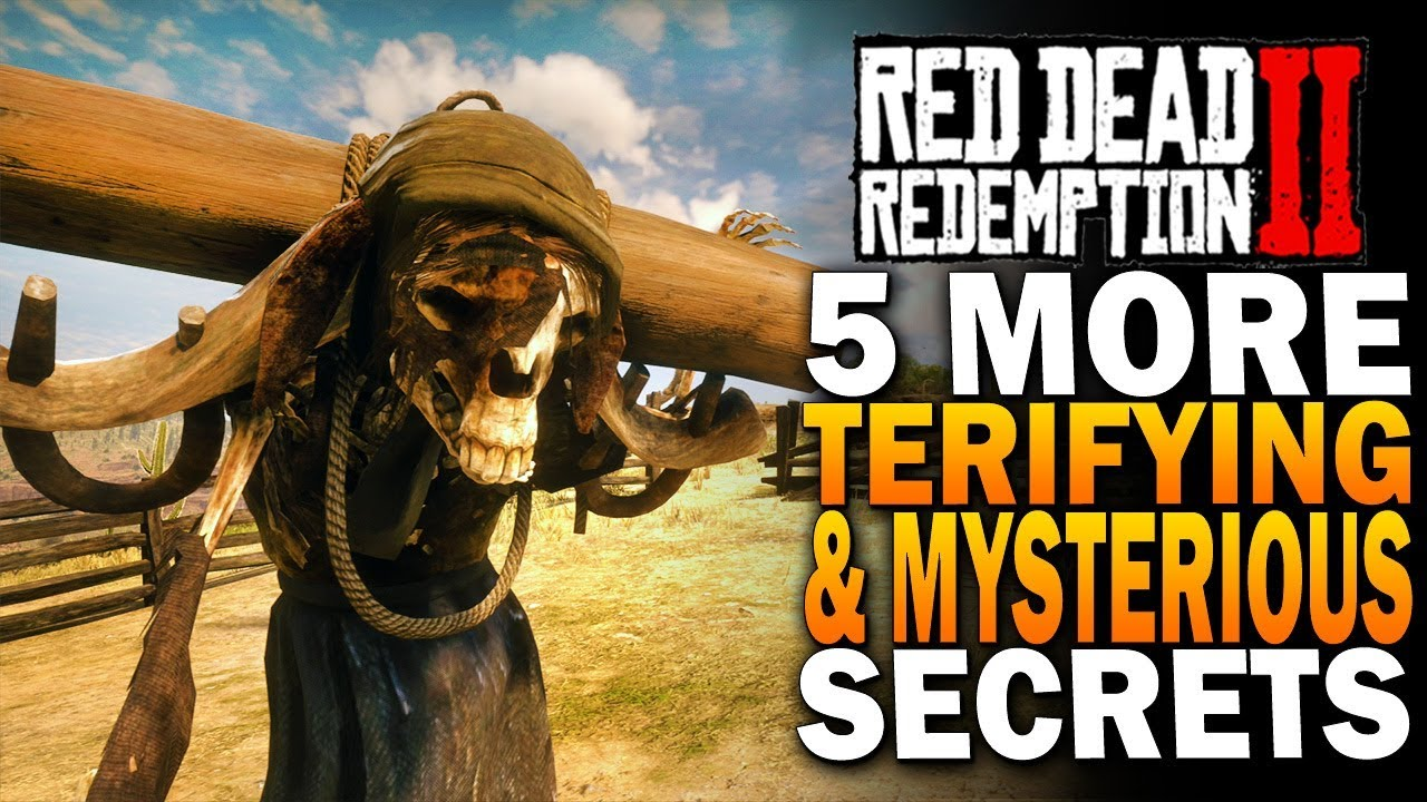 Red Dead Redemption 2 Secrets