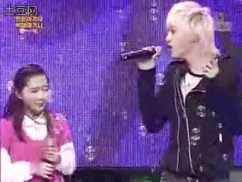 13歲少女 圭賢 a whole new world IN STAR KING