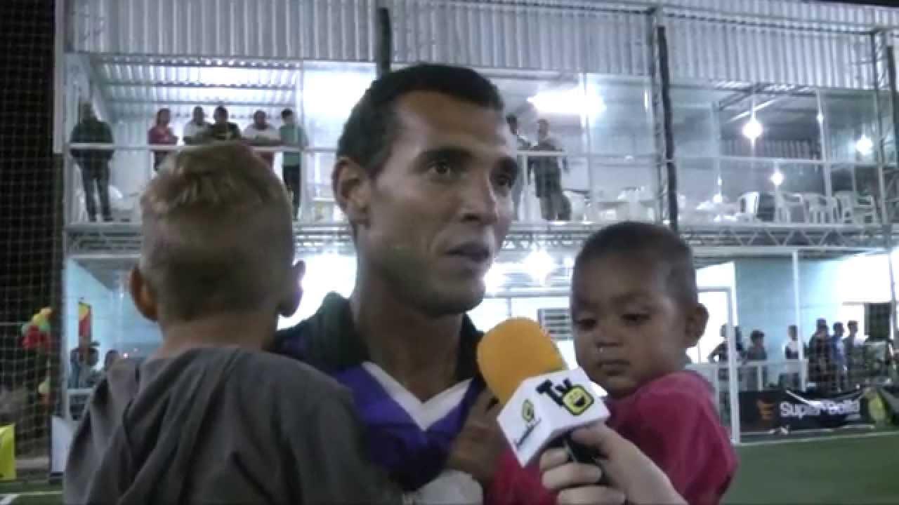 Final Gaúchão de Futebol 7  Entrevista Goleiro da AABBOC. Travinha Esportes 4d416650ffa89