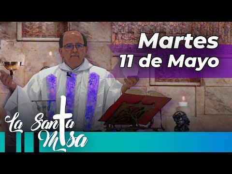 MISA DE HOY, Martes 11 De Mayo De 2021 - Cosmovision