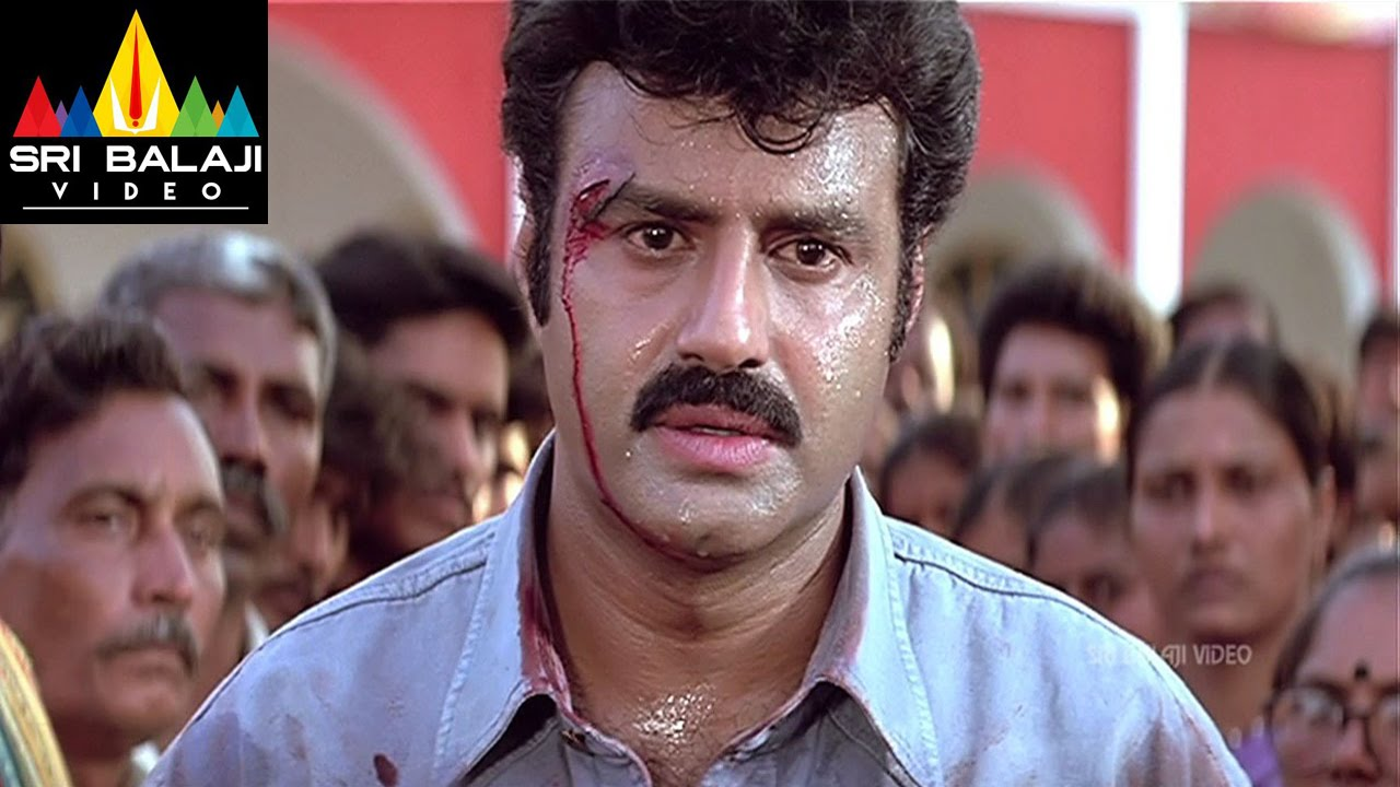 Pavitra Prema Telugu Movie Part 13/13 | Balakrishna, Laila, Roshini | Sri Balaji Video - YouTube