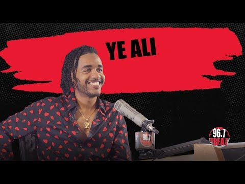 Jazzy T - Ye Ali Interview with Terry J & Jazzy T | Made Fresh | 96.7 The Beat