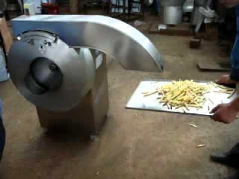 potato fries cutting machine/potato chips cutter