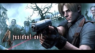 Gameplay Leon Resident Evil 4 HD PS4 y Xbox One