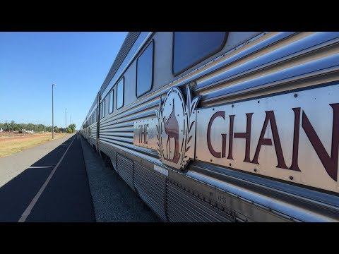 The Ghan   Der Outbackexpress