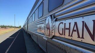 The Ghan   Der Outbackexpress
