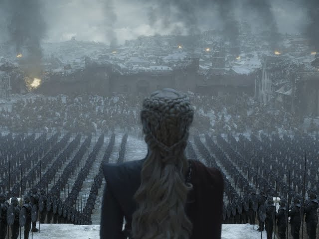 The Iron Throne - Game of Thrones AWFUL final episode