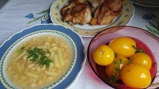 Рывель суп.Суп из моего детства.