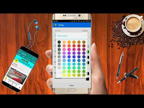 🔴-forex-bd---how-to-change-candlestic-color-in-mt4-/-mt5-android-mobile-forex-bangla-tutorials-2018