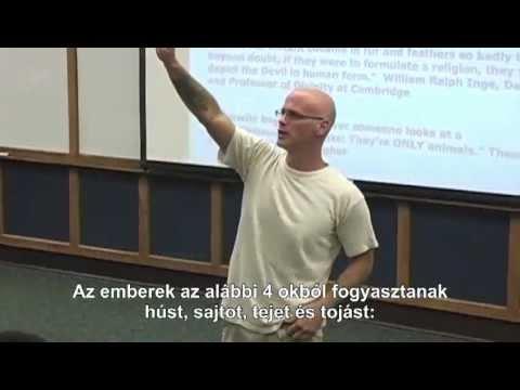 A legjobb beszéd amit valaha hallottál - Gary Yourofsky