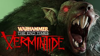 Left 4 Dead + Rats = Vermintide