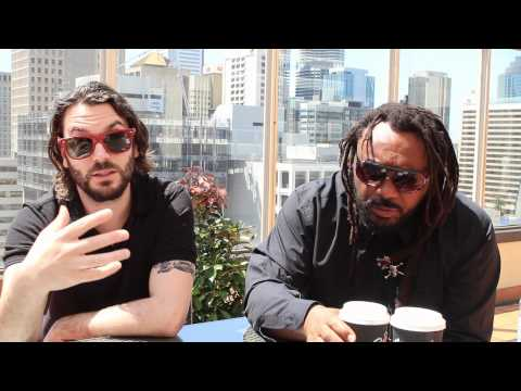 Hysteria Magazine interview with Skindred