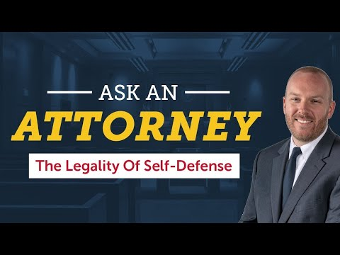 What REALLY Happens After A Self-Defense Incident?: Ask An Attorney #2