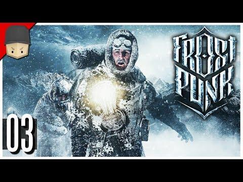 Frostpunk - S2 Ep.03 : THE FINAL STORM! HUGE CITY!