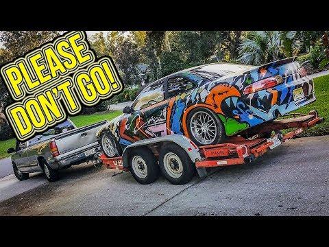 Saying GOODBYE To My Twin Turbo Lexus SC300!