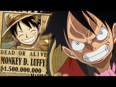 The Evolution of Straw Hats' Bounties in One Piece (Chapter 914+)