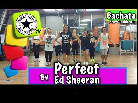 Perfect Bachata remix| Ed Sheeran | Zumba® |Alfredo Jay | Choreography | Dance