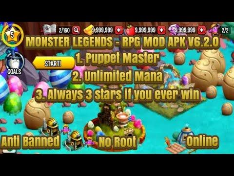 hqdefault - Free Monster Legends Hack Gold and Gems APK Download For Android