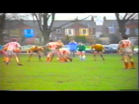Hull KR Colts vs. Castleford Colts on East Park 1986