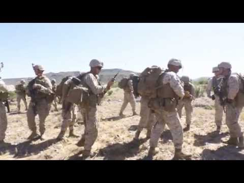 WTI 2-15 - Marines Conduct Long Range Raid