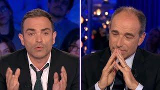 Echange tendu entre Yann Moix et Jean-François Copé #ONPC