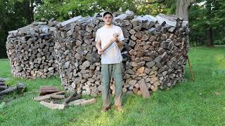 Pine Firewood - How Does it Compare? (Episode 3: Firewood Series)