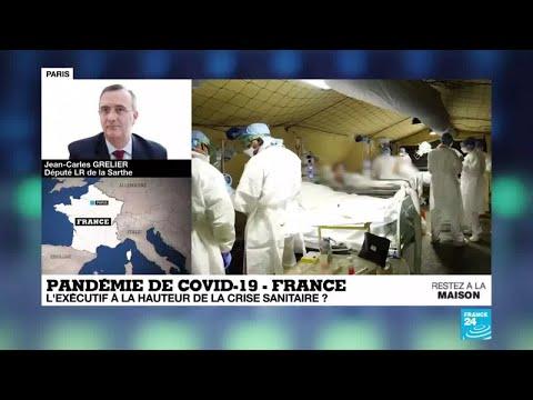 """En France, """"le Coronavirus Va Mettre En évidence Les Dysfonctionnements Du Système De Santé"""""""