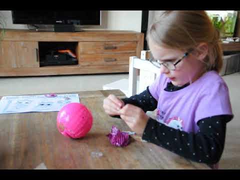 Uitpakken Lol Surprise Confetti Ballen Youtube