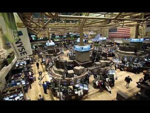U.S. Stocks Surge As Jobs Disappear