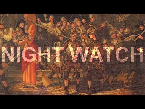 Rise Up || Night Watch [Discworld]