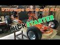Kickstarter Go-Kart Kit