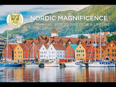 "Scandinavia - Denmark & Norway  ""Nordic Magnificence"" - with AHI Travel"