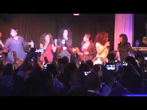 R&B DIVAS LA LIVE AT THE SAVOY