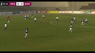 Ararat vs Banants Penalties