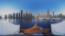 360°-matka superlatiivien Dubaihin