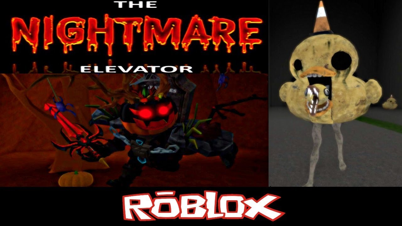The Nightmare Elevator By Bigpower1017 Roblox Youtube - The Nightmare Elevator By Bigpower1017 Roblox Youtube