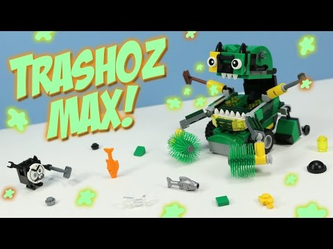 lego mixels max instructions series 9
