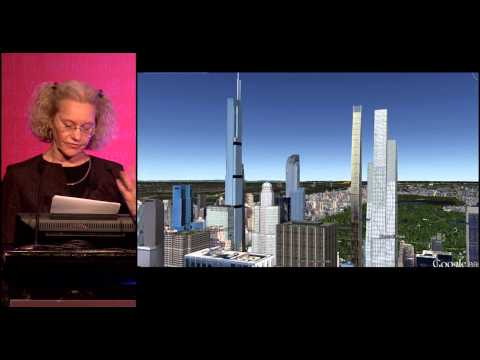 "CTBUH 2014 Shanghai Conference - Carol Willis, ""The Logic of Luxury"""
