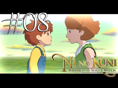 Let's Play Ni no Kuni [Blind], Episode 8: Wardrobe of a Wizard