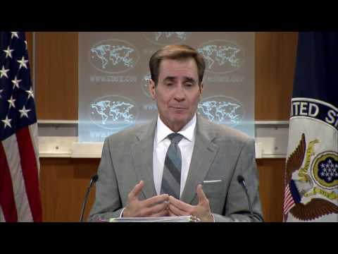 Daily Press Briefing - December 21, 2016