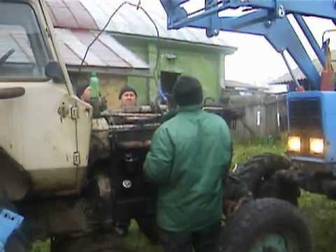 Купить трактор Беларус-82.1-23/12 (балочник) Минский.