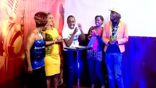 Koona Ne NTV [25th July 2014] - [Ebonies Talk About Upcoming Show] Part 1
