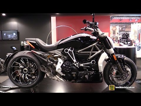 2016 Ducati xDiavel S - Walkaround - Debut at 2015 EICMA Milan