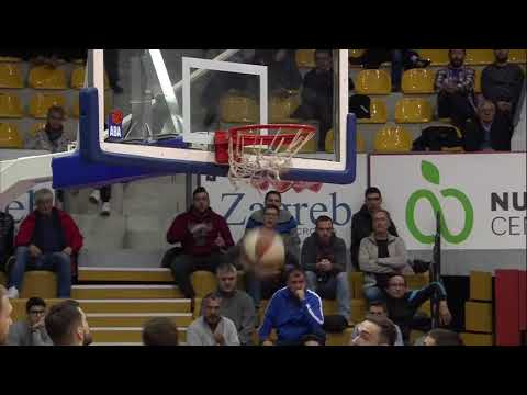 Top 5 plays of Cibona in the 2018/19 season