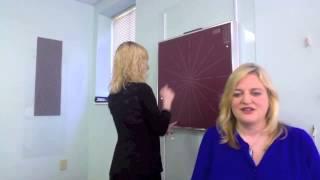 Vision Therapy Exercises - the Wayne Saccadic Fixator